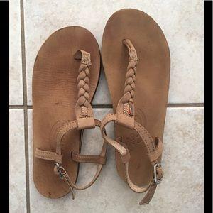 Rainbow T-street Sandals